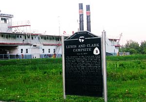 Lewis & Clark Campsite