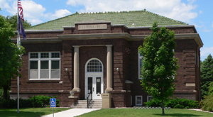 Auld Public Library, 537 N. Webster in Red Cloud